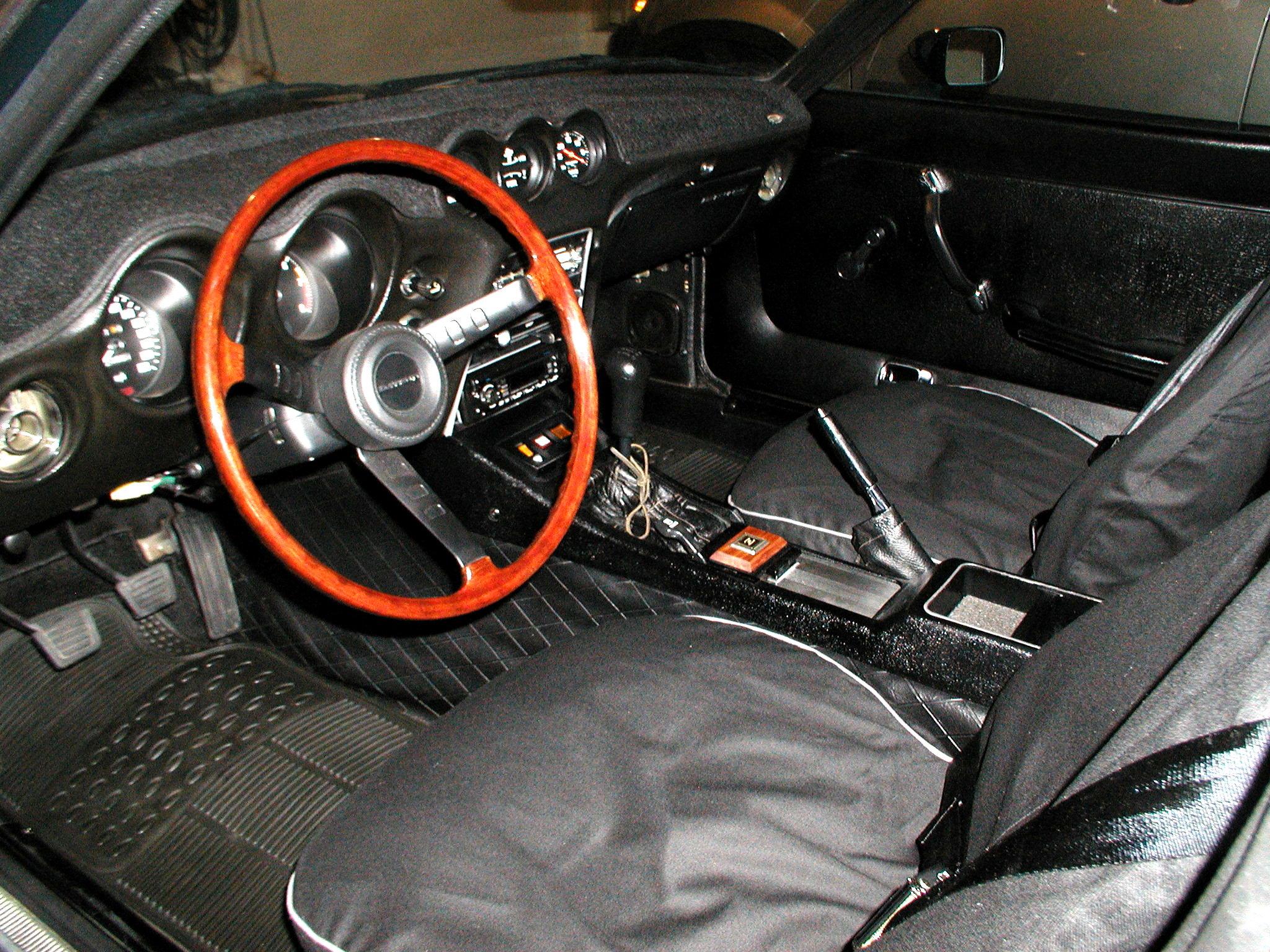 Connecticut z car club photo closer view for New interior